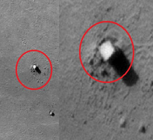 Monolith Found On Mars Moon Phobos « UFO Sightings